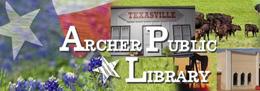 Archer Public Library Logo